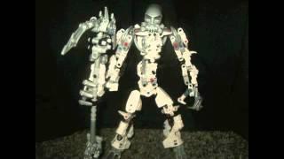 custom bionicle wiki promotional advertisement