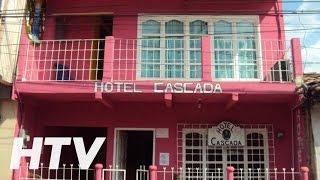 Hotel Cascada en Copan Ruinas, Honduras