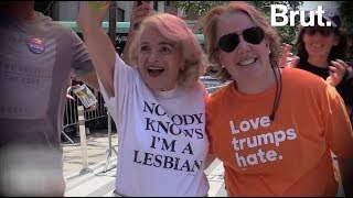 L'icône LGBT Edith Windsor est décédée