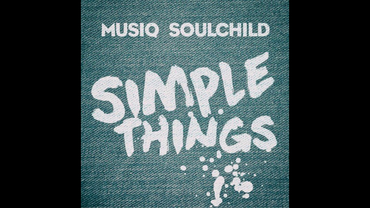 Download Musiq Soulchild - Simple Things