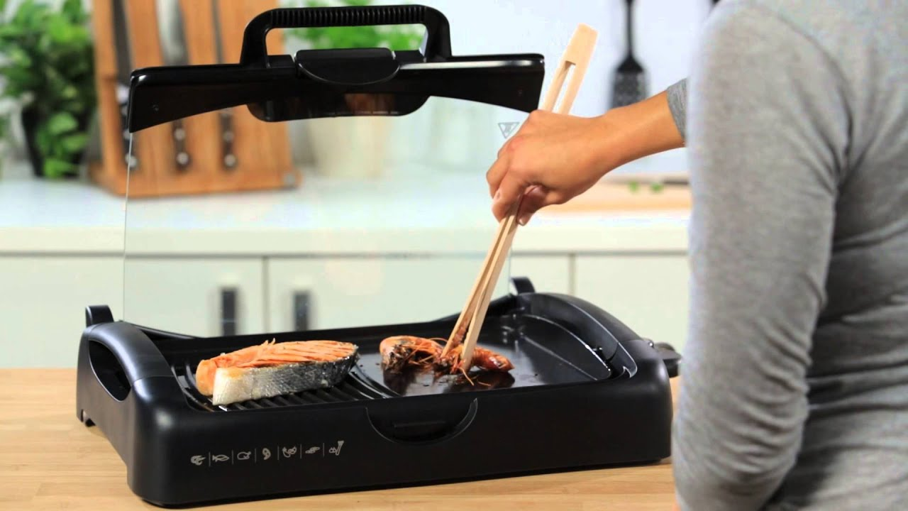 Severin Elektrogrill Pg 8532 : Severin barbecue grill pg youtube