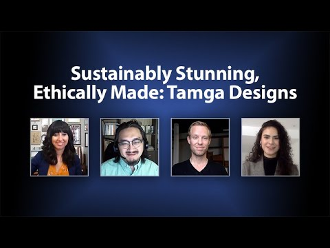 Sustainably Stunning, Ethically Made: Tamga Designs