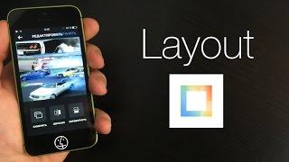Обзор Layout от Instagram. Создавай красивые фотоколлажи!