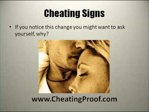 how to find out wife is cheating