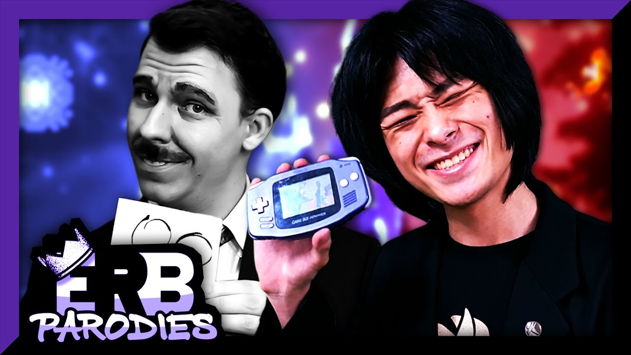 Walt Disney vs Shigeru Miyamoto - Epic Rap Battle Parodies Reboot Premiere