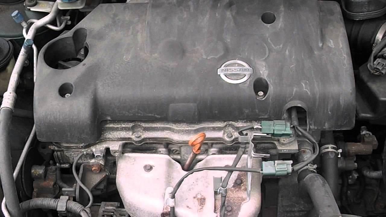 2002 Nissan Maxima Motor Diagram Nissan Primera P12 1 8 Petrol Engine Qg18de 2002 2008