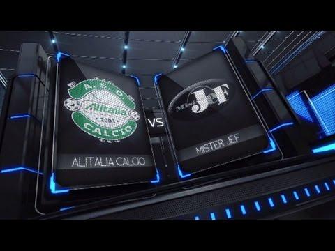 [Integrale] A - 3^ - Alitalia VS Mister Jef - legacalcioa8.it
