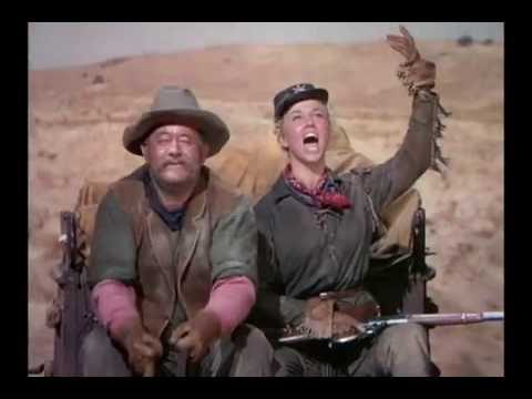 """Doris Day - """"The Deadwood Stage, and Introducing Henry Miller"""" from Calamity Jane (1953)"""