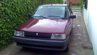 renault 9 rl 95 base con aire 8 000 km