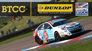 BTCC 2014 | Jason Plato talks Thruxton Tyres