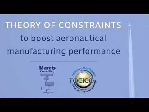 (En) Theory of Constraints in aeronautics industry
