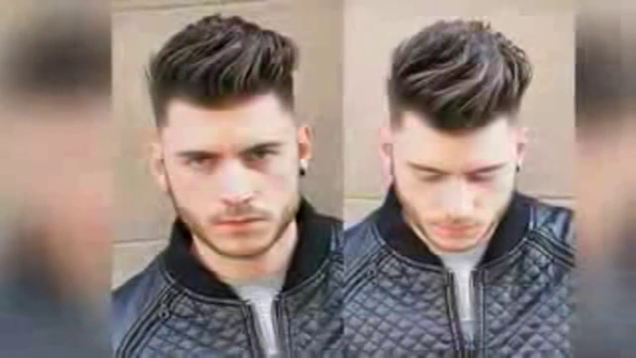 Men Short Haircut Tutorial Men Haircut Tutorial 2016 Youtube