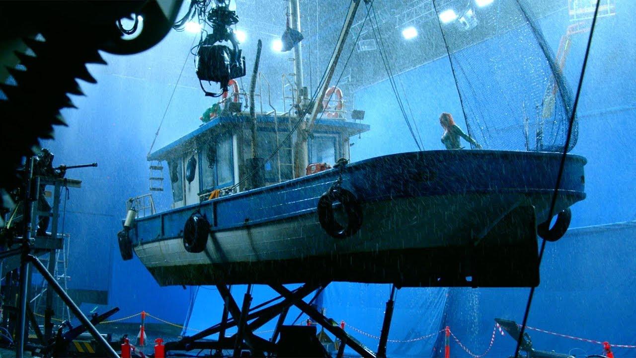 Aquaman - Behind the Scenes