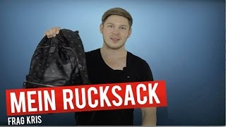 #FragKris Nr. 1 - Mein Rucksack, Zerkratzter Lamborghini & Shooter-Spiele