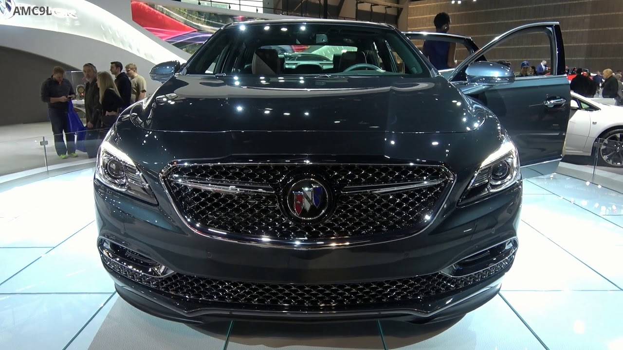 2019 Buick Lacrosse Avenir Luxury At Its Finest Youtube