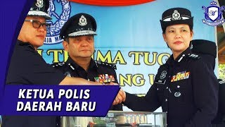 Ketua Polis Daerah Wanita Kedua Di Selangor