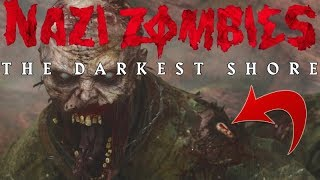 New The Darkest Shore Gameplay Images - Easter Egg Notebook (Call of Duty WWII Zombies DLC 1)