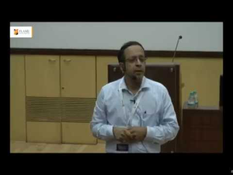 E.A. Sundaram at FLAME Investment Lab With The Masters - Invest In Yourself (July 2017)