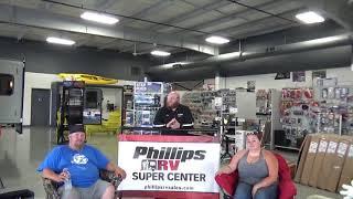 Heartland Wilderness - Phillips RV - Customer Review