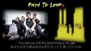 ONE OK ROCK--Hard To Love【歌詞・和訳付き】Lyrics