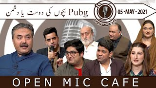 Open Mic Cafe with Aftab Iqbal | 05 May 2021 | GWAI