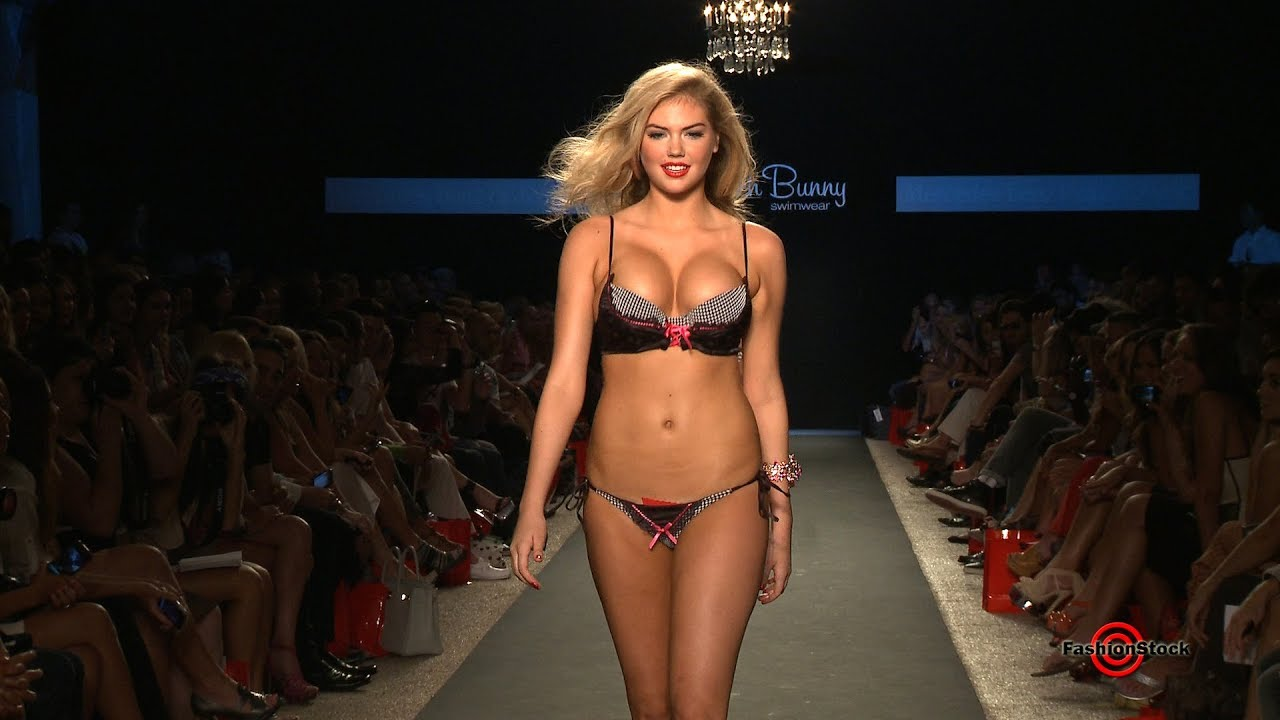Beach Bunny 2012 Swimsuit Runway Fashion Show @Miami Swim FW with Kate Upton
