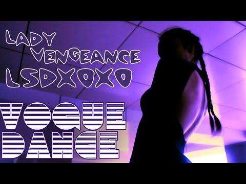 VOGUE DANCE. Lady Vengeance LSDXOXO  К�