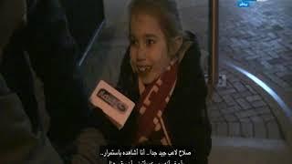 نمبر وان - شوف رد جمهور ليفربول لما سالناهم صلاح يرحل ولا يكمل