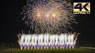 ⁽⁴ᴷ⁾ Pyronale 2018: OrionArt (орион-арт) - Russia \  Russland - Fireworks