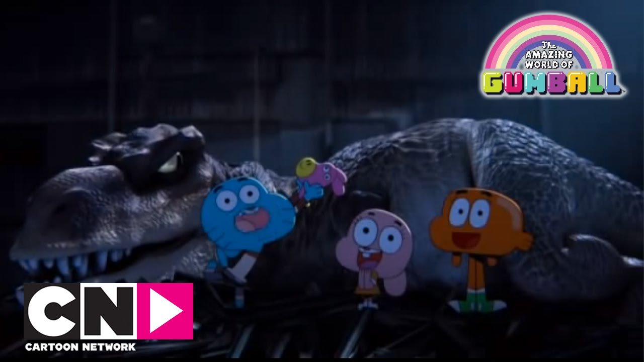 Don T Wake Tina The Amazing World Of Gumball Cartoon Network Youtube