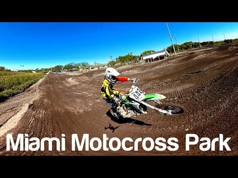 Florida Travel: Beaches and Bikes: Visit the Miami Motocross Park