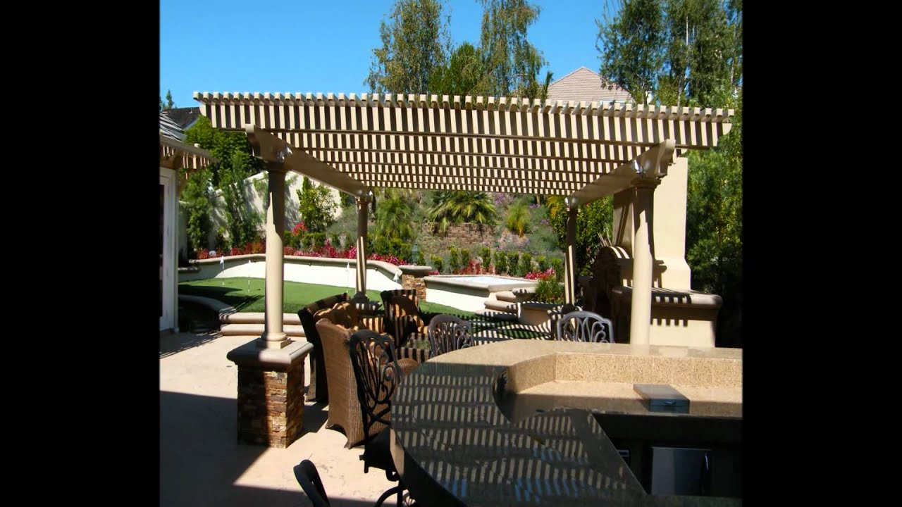 Alumawood Freestanding Patio Cover Orange County Ca 949