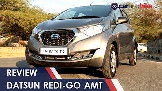 Datsun redi-GO AMT Review | NDTV carandbike