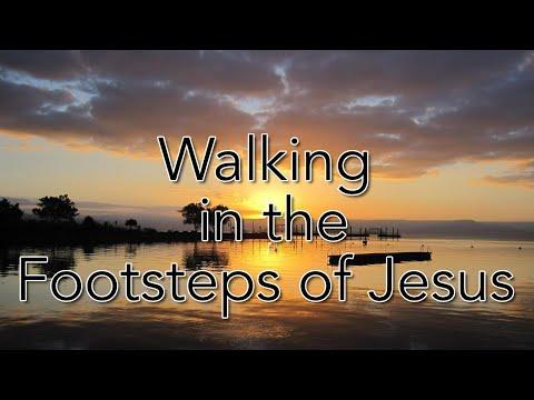 WALKING IN THE FOOTSTEPS OF JESUS - Biblical Israel Ministries \u0026 Tours