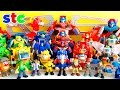Transformers Rescue Bots Toys Collection Playskool Heroes Bumblebee Optimus Prime