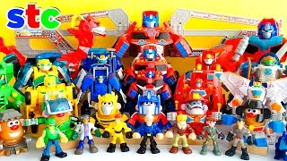 Playskool Heroes Transformers Rescue Bots Collection