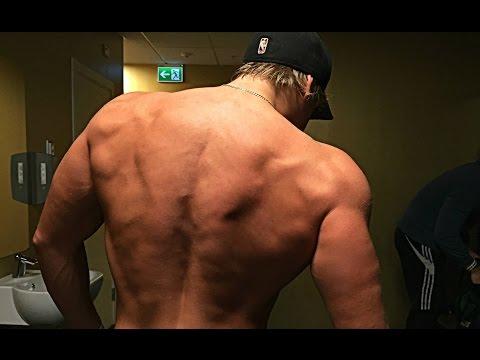 Back & Shoulder Workout W/ Fabian GL