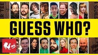 Guess Who, but all the Characters are our Coworkers | Hard Mode