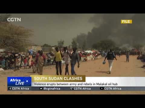 Violence erupts between army and rebels in South Sudan's Malakal oil hub