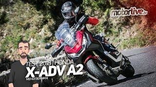 HONDA X-ADV A2 | TEST 2018