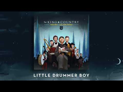 A for KING & COUNTRY Christmas | LIVE from Phoenix - Little Drummer Boy Mp3