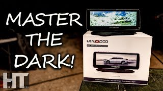 SEE In The DARK With A NIGHT VISION SYSTEM For Your RV Van or Car! LANMODO Vast Review