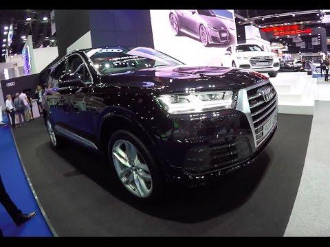 New 2017 Suv Audi Q7 45 Tfsi Quattro