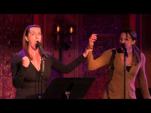 "Julia Murney & Caroline Bowman - ""And Eve Was Weak"" (Broadway Villains Party)"