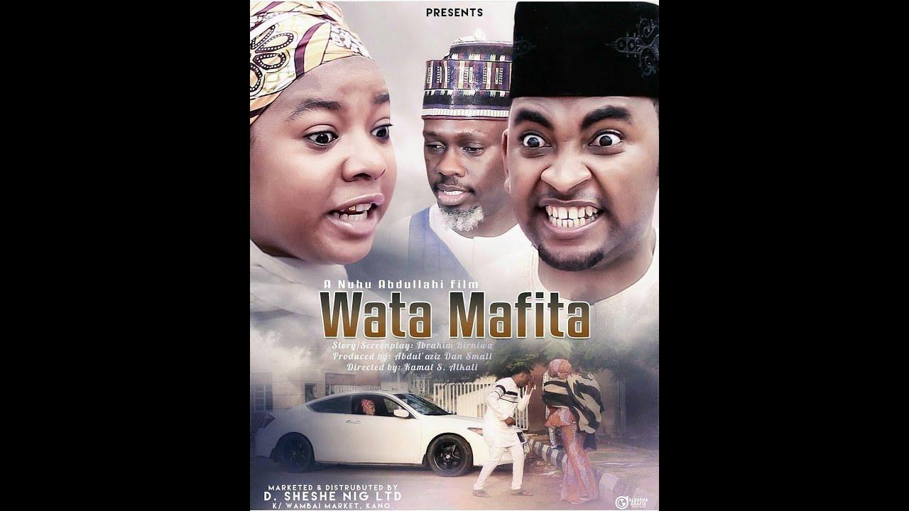 Download WATA MAFITA SABON SHIRI LATEST HAUSA FILM 2017