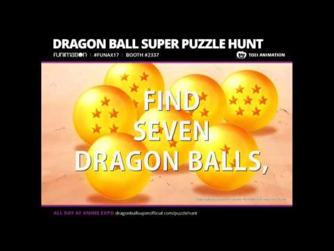 AX 2017 Dragon Ball Super Panel