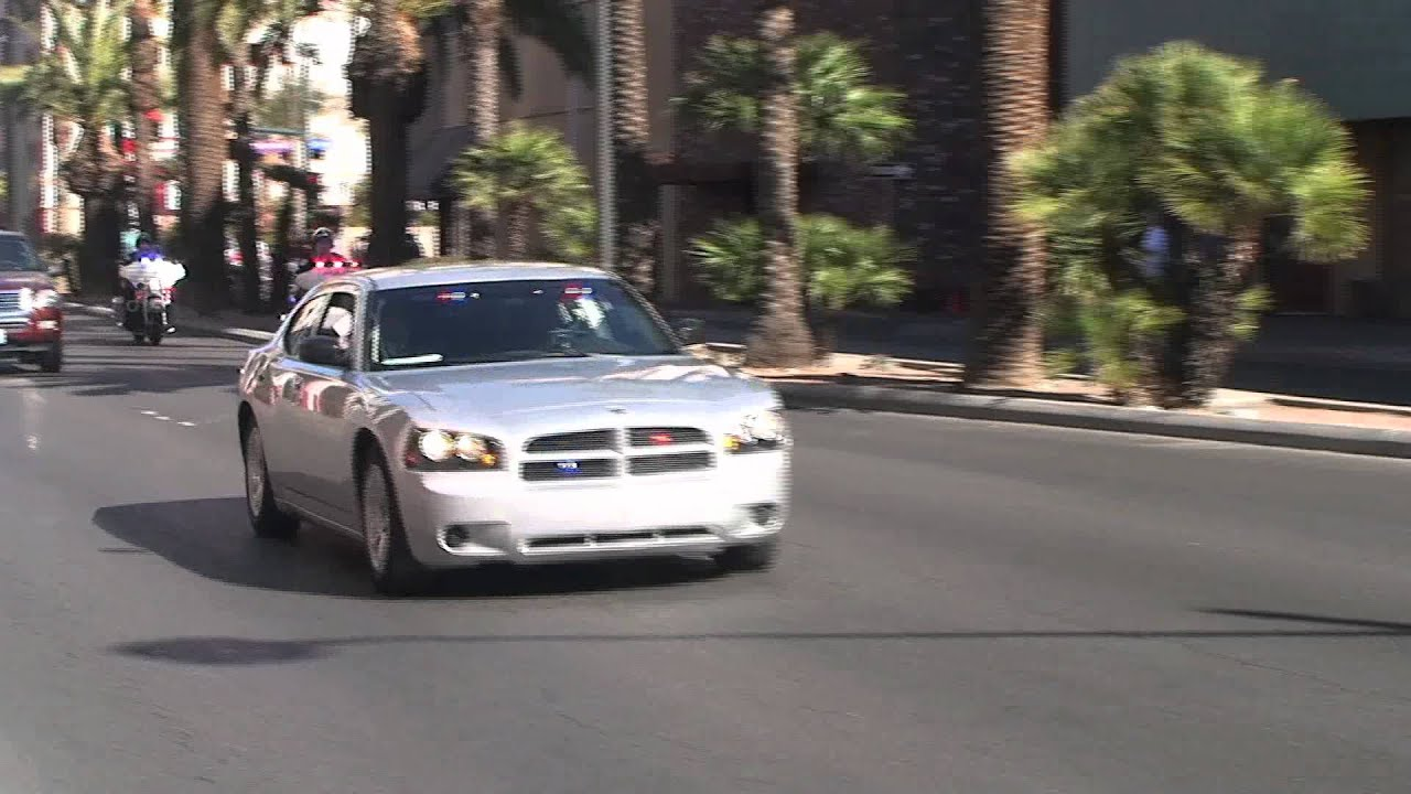 Us Marshal Unmarked Silver Dodge Charger Code 3 Youtube