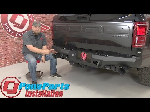 Download F 150 Raptor Addictive Desert Designs Rear Bumper