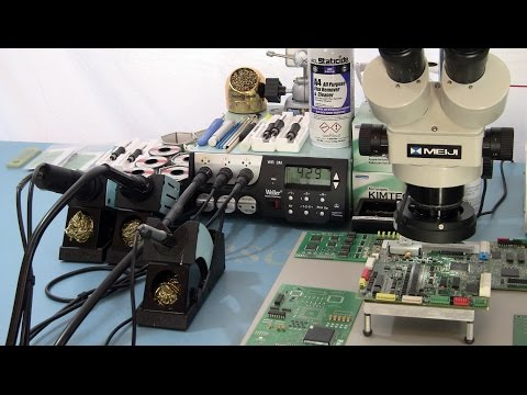 Master Soldering: DIP (Dual Inline Package) IPC Class 3