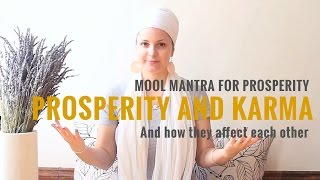Mool Mantra - Prosperity and Karma